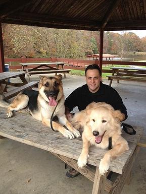 Dog Trainer Greensboro James Voyatzis