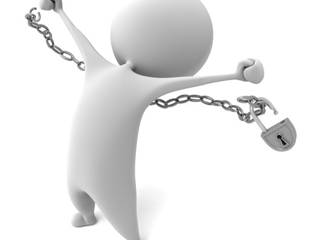 Escape the chains of poverty...
