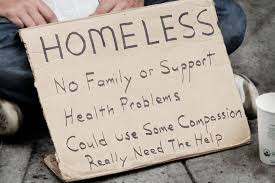 Homelessness is a CRIME