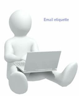 """Email """"etiquette"""""""