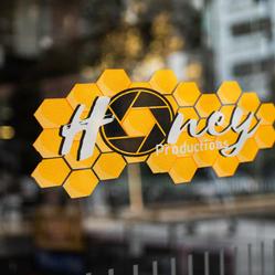 Honey Production mockup