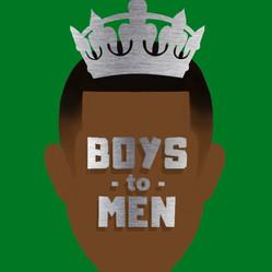 Boys to Men logo