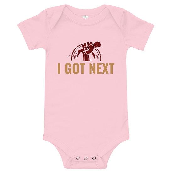 """I Got Next"" Baby Fit"