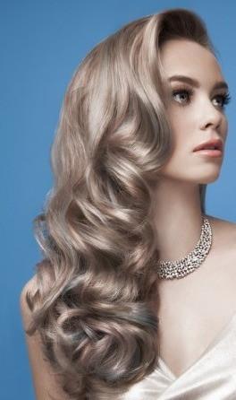 Pravana Colorlush blonde hair model