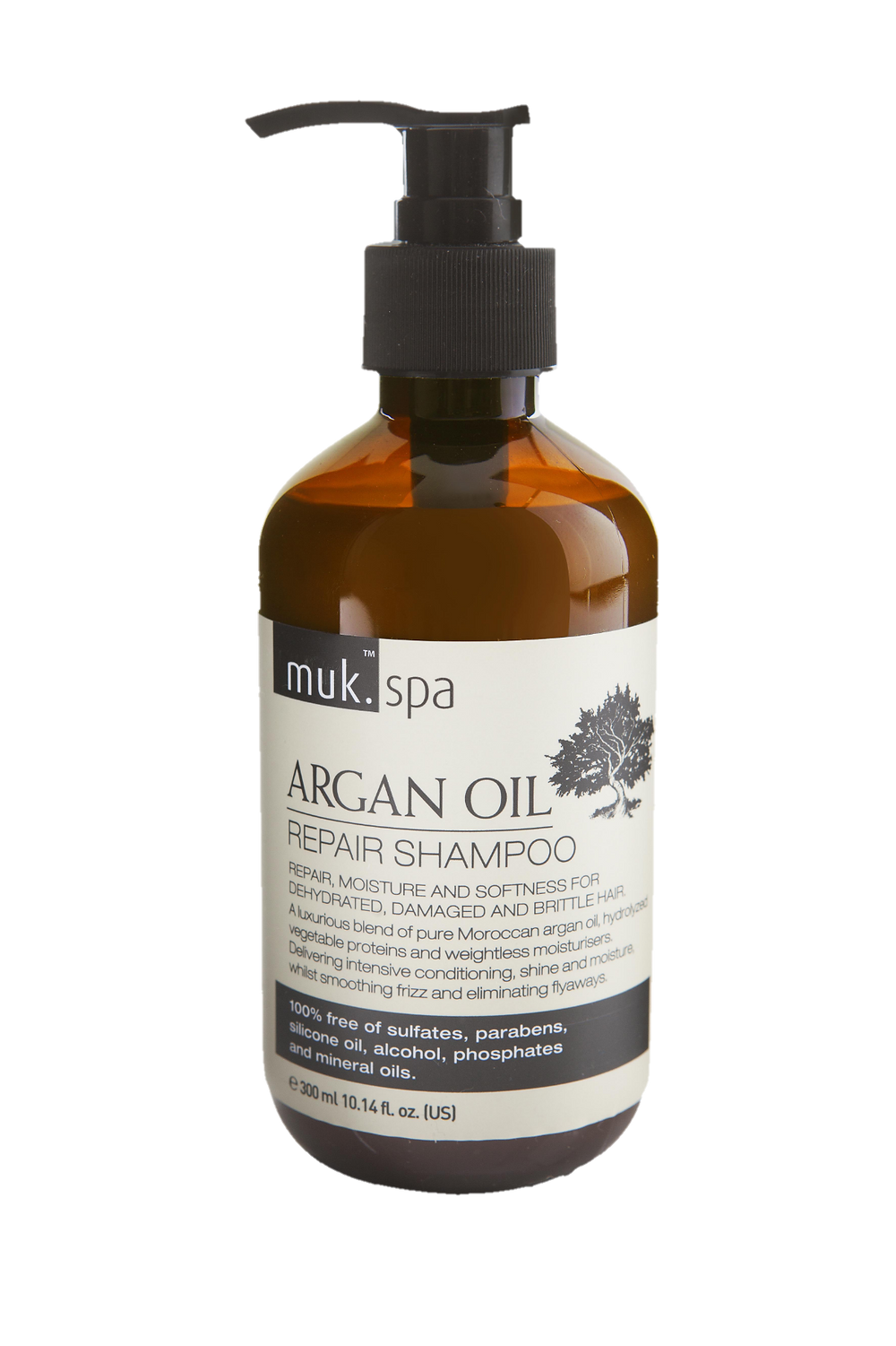 muk.spa Argan Oil Repair Shampoo