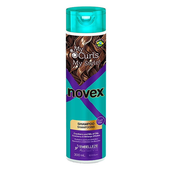 NOVEX MY CURLS SALT FREE CONDITIONER 300ML