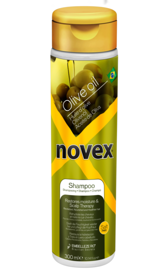 NOVEX OLIVE OIL SALT FREE SHAMPOO 300ML