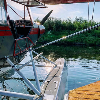 Blue River Aviation, flight school, Fly Around Alaska