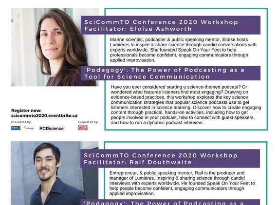 SciCommTO Conference 2020