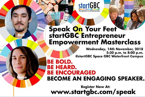 Entrepreneur Empowerment Masterclass