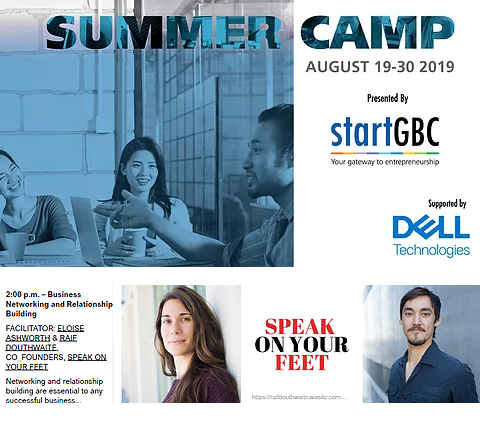 Entrepreneurial Discovery Summer Camp