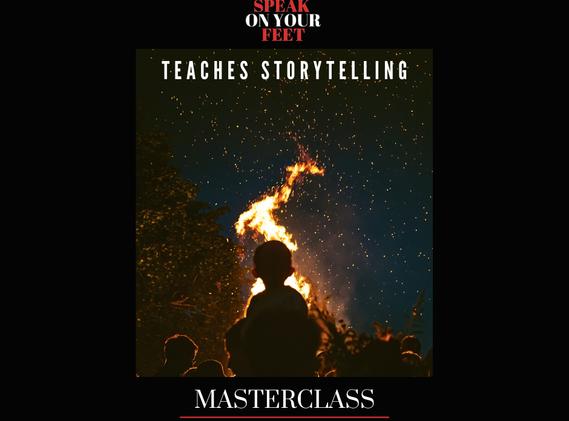 MASTERCLASS: The Power of Storytelling