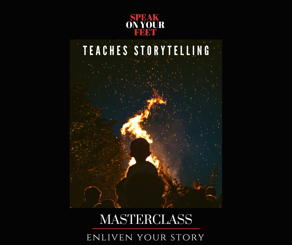 MASTERCLASS: The Power of Storytelling