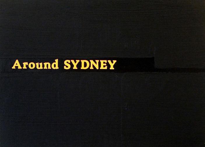 Samuel Arthur, artiste, Around the world, Around Sydney