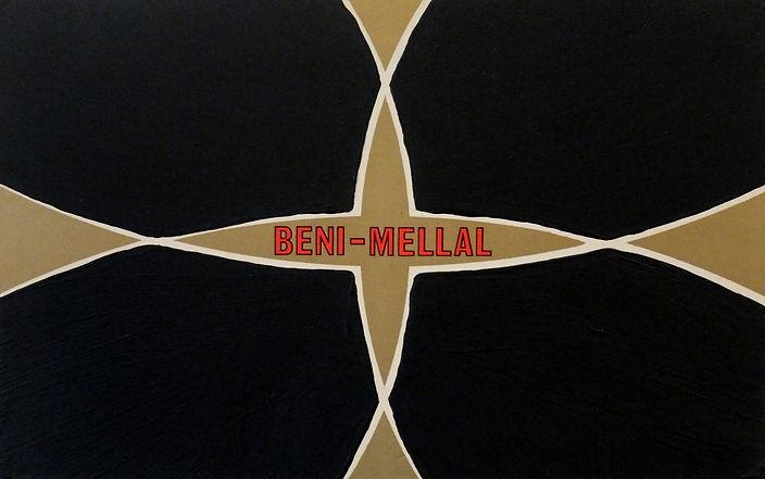 Samuel Arthur, artiste, Around the world, Beni-Melal
