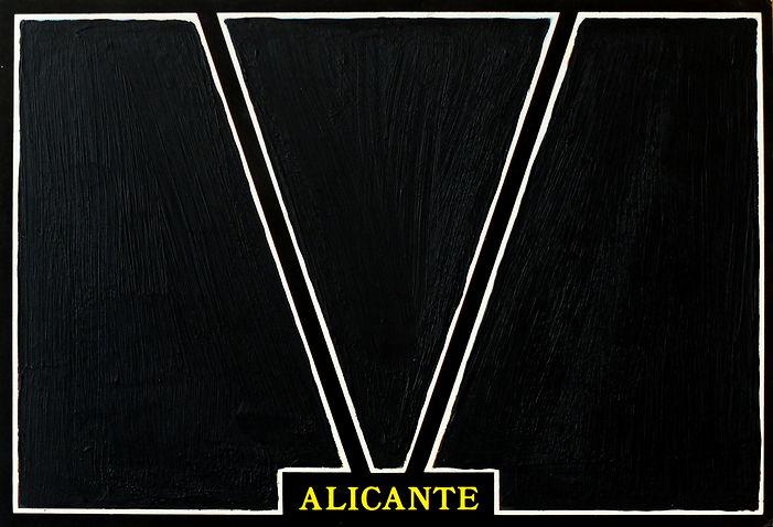Samuel Arthur, artiste, Around the world, Alicante