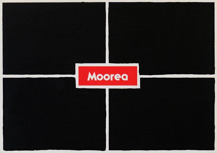 Samuel Arthur, artiste, Around the world, Moorea