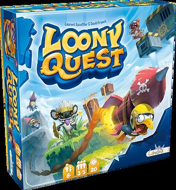 Verjaardagsbox Loony Quest