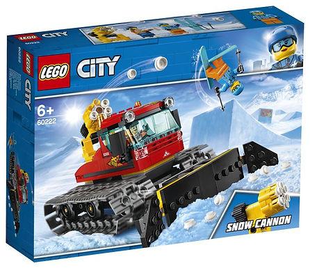 Verjaardagsbox Sneeuwschuiver Lego City
