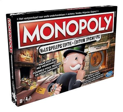 Verjaardagsbox Monopoly Valsspelerseditie