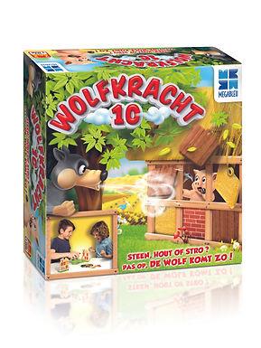 Verjaardagsbox Wolfkracht 10