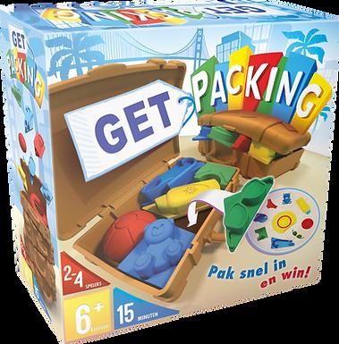 Verjaardagsbox Get Packing