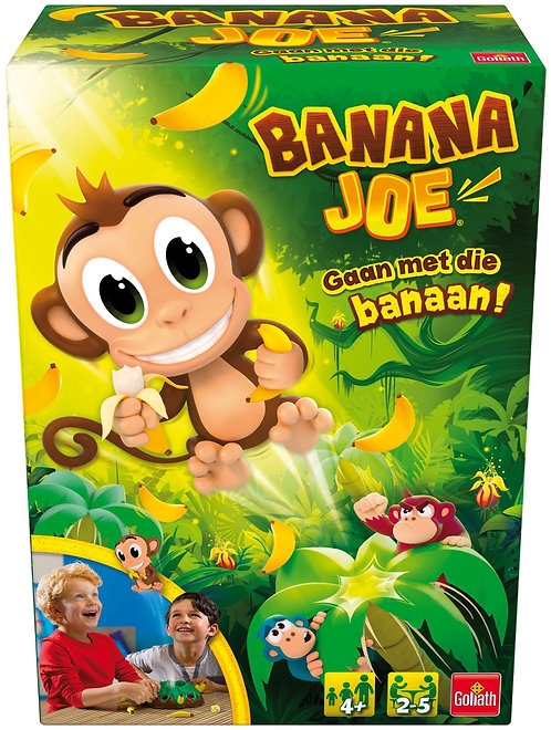 Verjaardagsbox Banana Joe