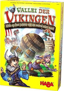 Verjaardagsbox Vallei der Vikingen