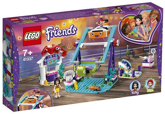 Verjaardagsbox Onderwaterattractie - Lego Friends