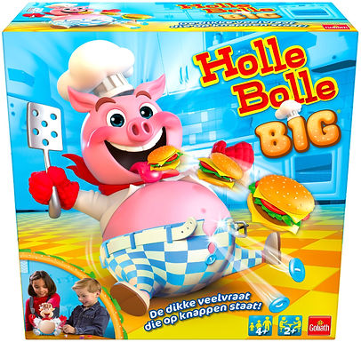 Verjaardagsbox Holle Bolle Big