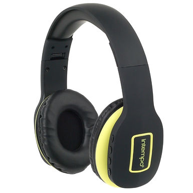 Hoofdtelefoon Bluetooth Intempo Active