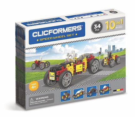 Verjaardagsbox Clicformers Speed Wheel