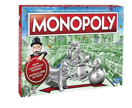 Verjaardagsbox Monopoly