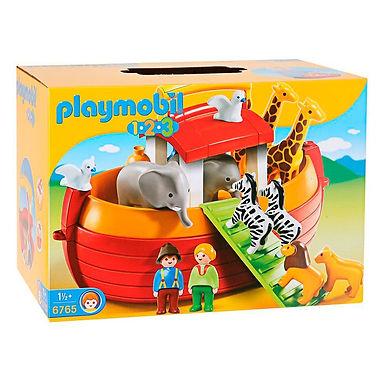 Playmobil 1-2-3 Ark van Noah
