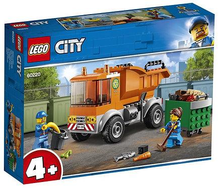 Verjaardagsbox Vuilniswagen - Lego City