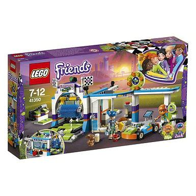 Lego Friends -Autowasstraat