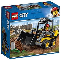 Bouwlader Lego City