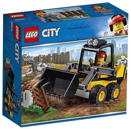 Verjaardagsbox Bouwlader Lego City