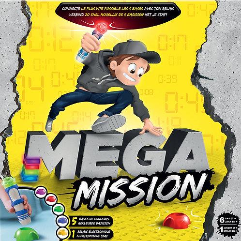 Verjaardagsbox Mega Mission