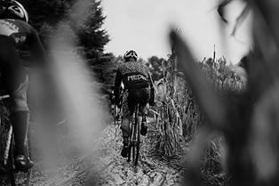 Treacherous muddy cornfield. NateRyan.com