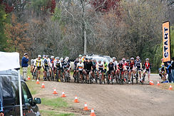 Elite men's field ready to race. ToddFawcettPhotography.com