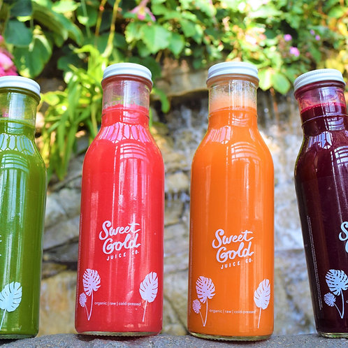 3 Day Juice Cleanse (Free Delivery in Denver Metro Area)