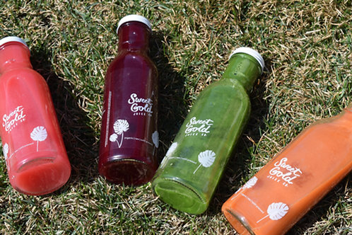 1 Day Juice Cleanse (Free Delivery in Denver Metro Area)