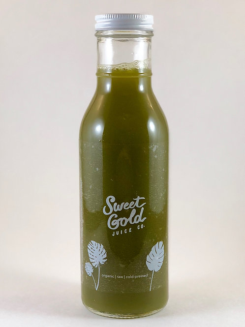 Body Vigor Cold-Pressed Juice