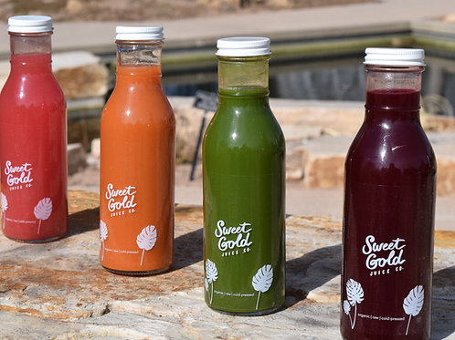 2 Day Juice Cleanse (Free Delivery in Denver Metro Area)