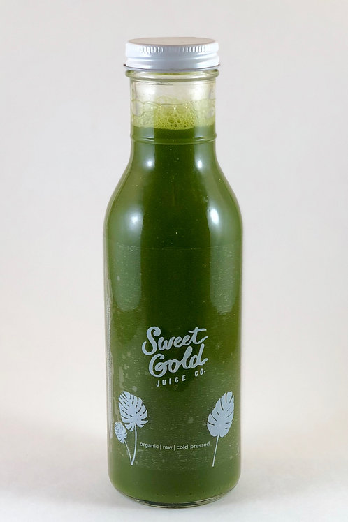 Jungle Green Cold-Pressed Juice