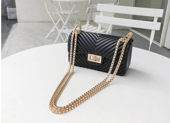 Rectangle Crossbody Bag