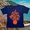 Thumbnail: T-shirt NON TUTTO FA BRODO violet + arancione