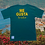 Thumbnail: T-shirt ME GUSTA BRODO green + giallo