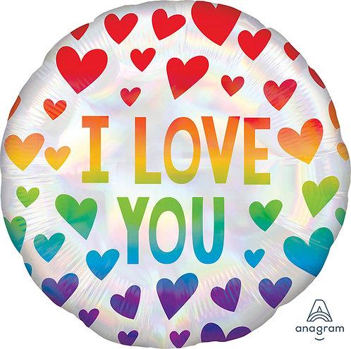 I Love you! - 18 inch